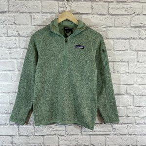 Patagonia Better Sweater Fleece Jacket X-Small Top